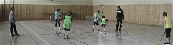 Floorball Grundschul-Turnier