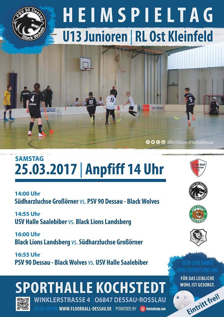 U13 - 10. Spieltag