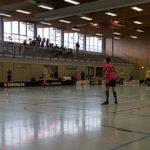 Fünf Floorball-Teams im Einsatz