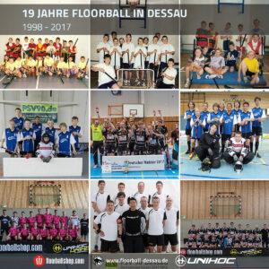 19 Jahre Floorball in Dessau