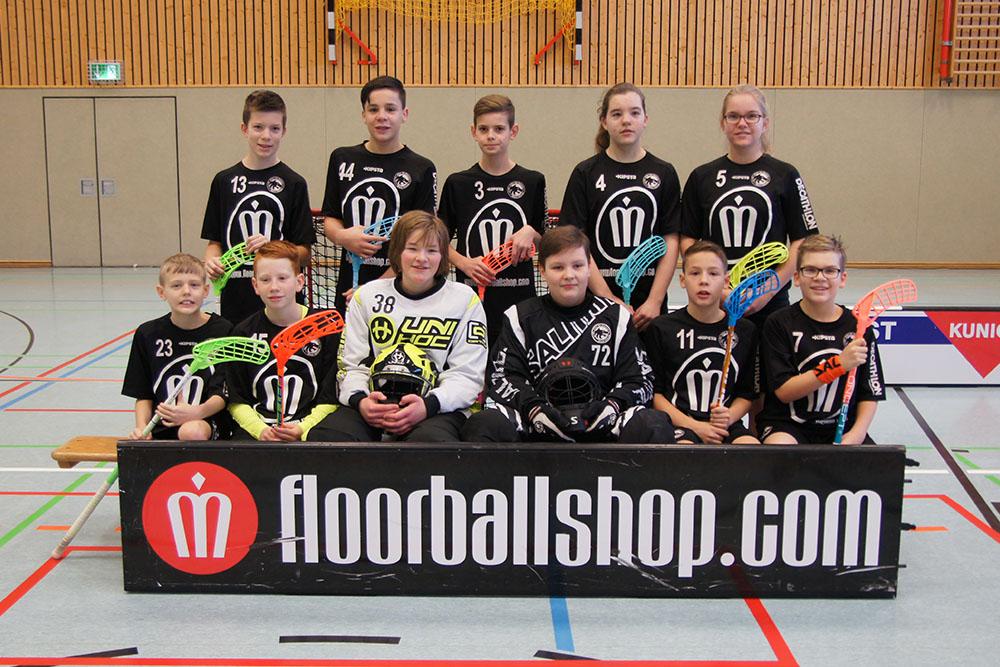 U15 Saison 2017/18