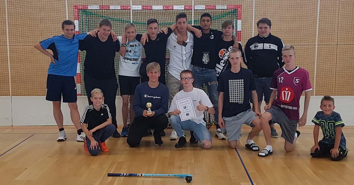 Turniersieg - 3. Phönix Floorball Open