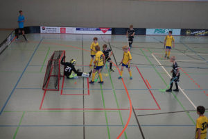 2. Spieltag U13GF
