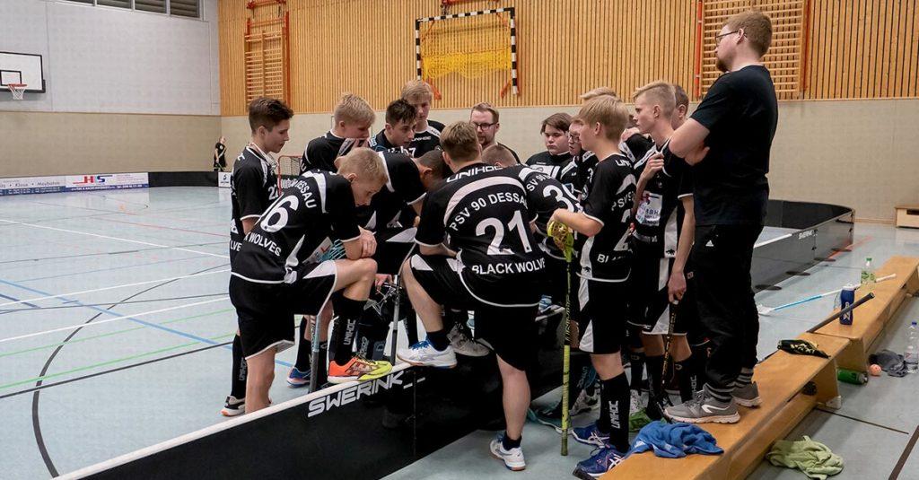 U9 und Herren Spieltag