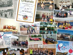 20 Jahre Floorball in Dessau