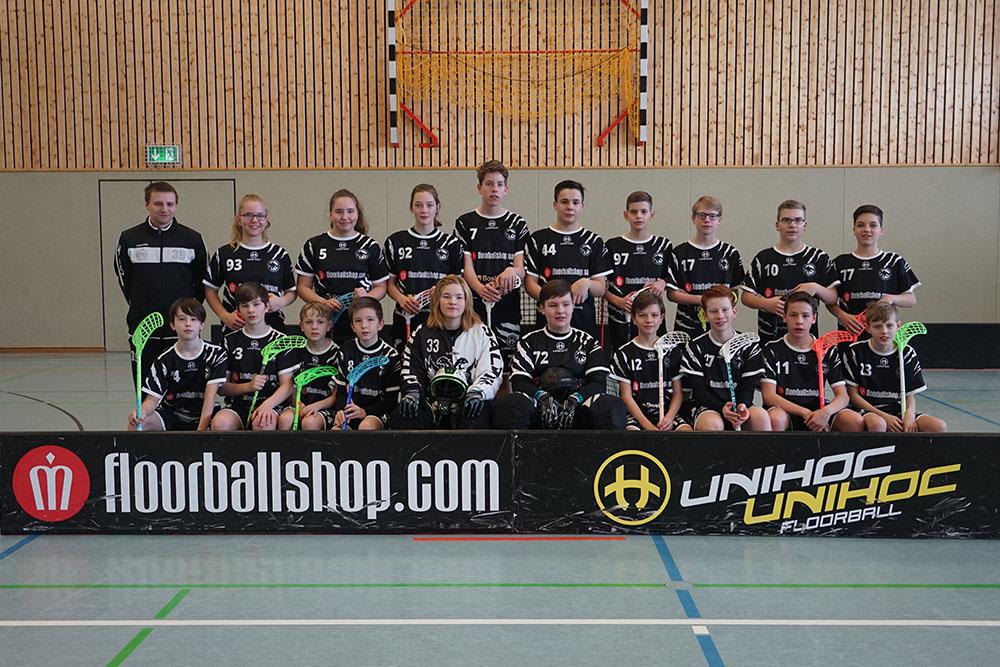 U15 Saison 2018/19