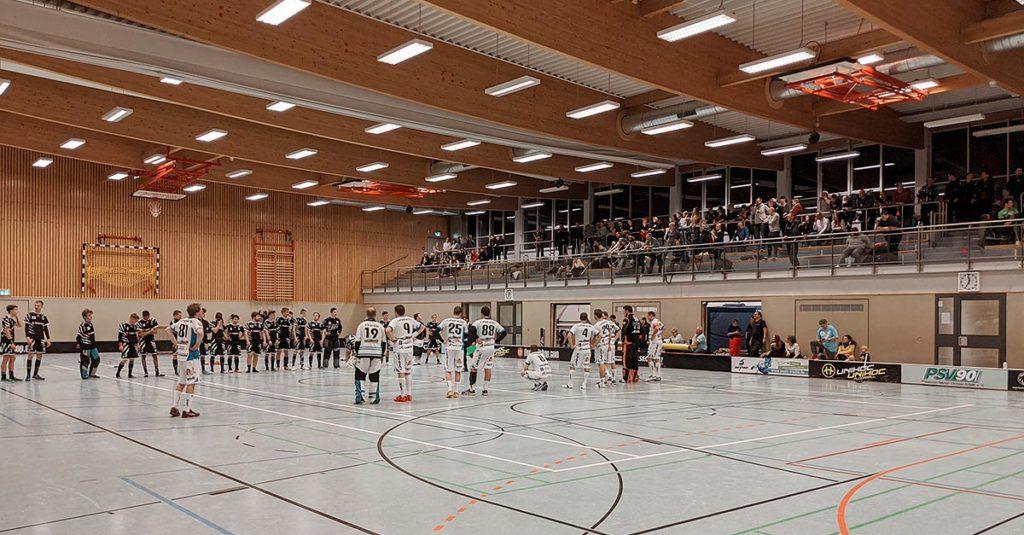 9. Spieltag 2. FBL