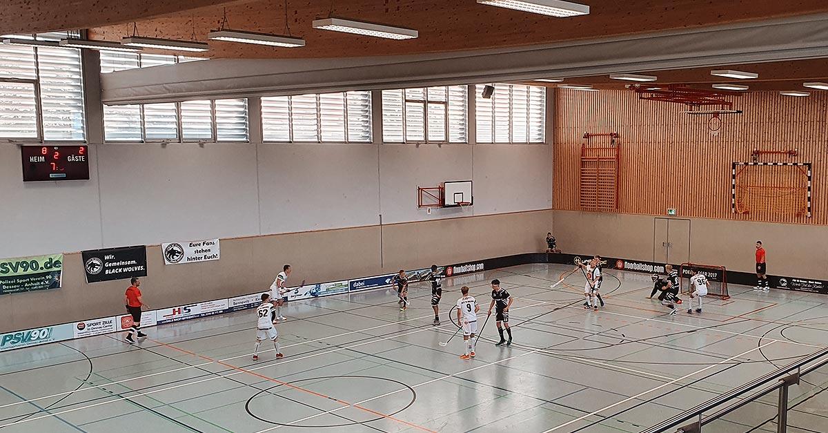 1. Spieltag 2. FBL