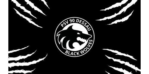 Desktop Hintergrund - Black Wolves